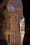 Petra, treasury Stock Image