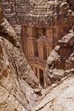 Petra Treasury Royalty Free Stock Images