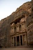 Petra treasury, Jordan Stock Photos