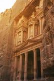 Petra Treasury, Jordan Stock Photography