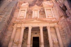 Petra Treasury Stock Photos