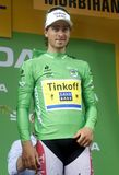 Petre Sagan Equipe Tinkoff - Saxo Bank Tour de France 2015 Royalty Free Stock Photography
