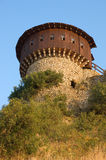 Petrele Castle, Tirana - Albania Royalty Free Stock Photo