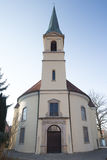 Petri church minden germany. The petri church minden germany Stock Image