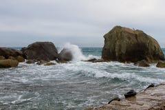 Petri Crimea krajobraz Obrazy Stock