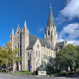 Petri Olaus εκκλησία σε Orebro, Σουηδία Στοκ εικόνες με δικαίωμα ελεύθερης χρήσης