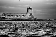 Petri sancti zamek Zdjęcie Royalty Free