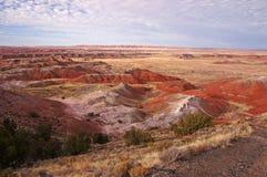 Petrified-Forest-National-Park, Arizona, USA Stock Images