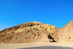 Petrified Sand Dunes Royalty Free Stock Photos