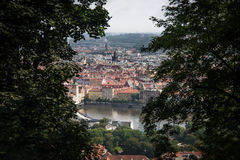 petrin布拉格 免版税图库摄影