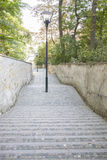 Petrin Hill Park, Prague, Czech Republic Royalty Free Stock Photography