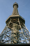 Petrin Kontrollturm Stockbilder