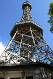 Petrin Lookout Tower Stock Image