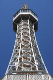 The Petrin lookout tower Royalty Free Stock Photos