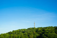 Petrin Lookout Tower Stock Images
