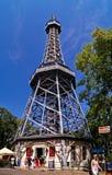 Petrin Observation Tower Stock Photos