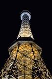 Petrin tower Royalty Free Stock Image
