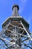 Petrin tower Stock Photos
