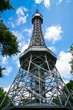 Petrin Tower Stock Photography