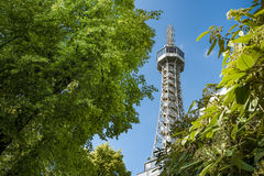 Free Petrin Tower In Prague Stock Photography - 73373242