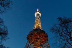 Free Petrin Tower View Stock Image - 69455111