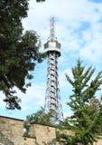 Petrinska tower Royalty Free Stock Photography