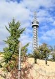 Petrinska tower Stock Photography