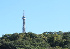 Petrinska tower Stock Image