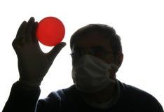 Petrischalen für medizinische Forschung Stockfotografie