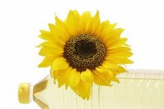 Petróleo vegetal Fotografía de archivo libre de regalías