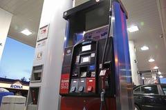 Petro加拿大 免版税库存照片