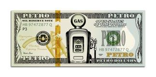 Petro Dollar Royalty Free Stock Image