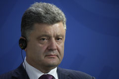 Petro Poroshenko Photo stock
