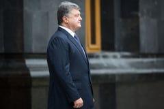 Petro Poroshenko Fotografia Stock