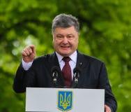 Petro Poroshenko 库存照片