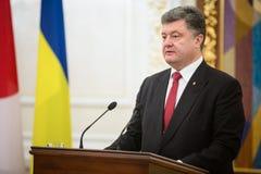 Petro Poroshenko Stock Photos