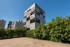 Petrobras Building In Rio De Janeiro Stock Photography