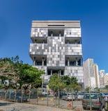 Petrobras Oil Company siège le bâtiment - Rio de Janeiro, Brésil image libre de droits