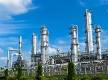Petrochamical Anlage Stockfotografie