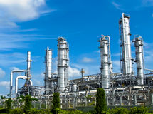 Petrochamical Plant Stock Photography