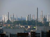 petrochemical Obraz Stock