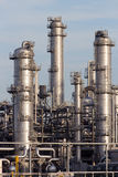 Petrochemical industrial plant Stock Images