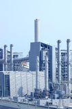 Petrochemical industry. Industrial Estate in Thailand stock image