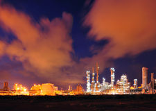 Petrochemical Plant Stock Images