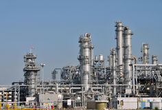Petrochemical plant 2 Stock Photo