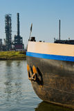 Petrochemical port Stock Image