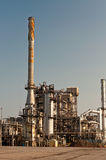 Petrochemical Refinery Plant Stock Photography