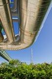 petrochemicalväxt thailand Royaltyfria Foton