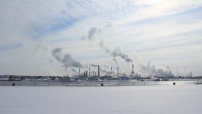 Petrochemiczna rafineria 2 zdjęcie wideo