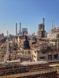 petrochemisch Lizenzfreie Stockfotografie